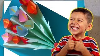 By Funny Kids DIY Paper Crafts For