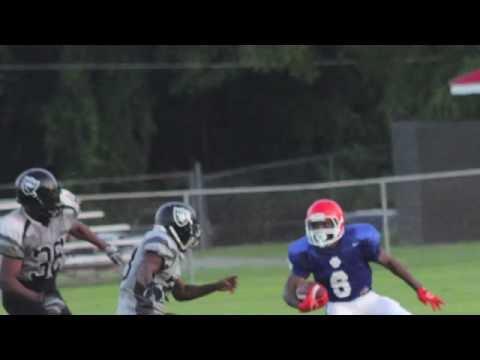 Tremayne Freeman Semi-pro highlight tape