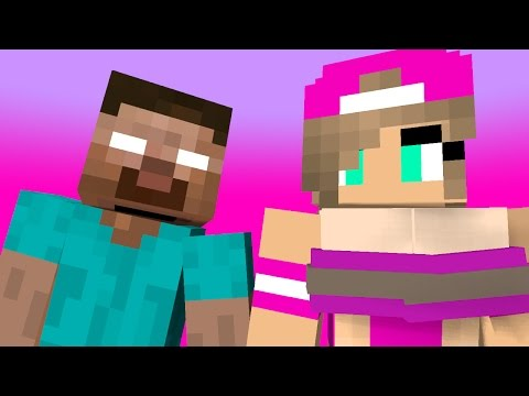 Mobs Life - Ghast Life, Zombie Pigman Life, Silverfish Life, Steve Life - Minecraft Animation