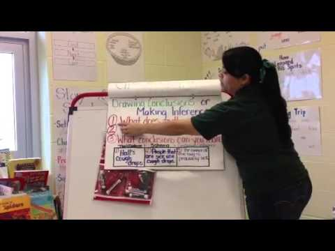 M Ybarra First Grade Drawing Conclusions