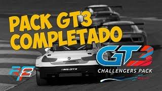 Aston Martin Vantage GT3 2019 | Rfactor 2 [DX11] [GER] GT3