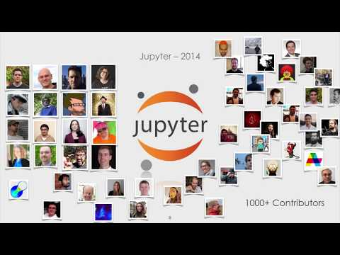 State of Jupyter - Matthias Bussonnier