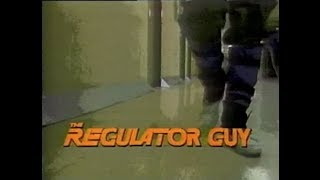 The Regulator Guy Collection on Late Night, 1986
