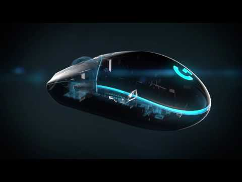 G203 Prodigy Gaming Mouse