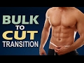 How To Properly Transition From Bulking To Cutting mp3
