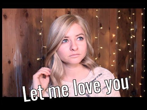 Let me love you cover by Nicole Jordyn