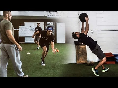 Ballistic Power and Iso Strength Workout