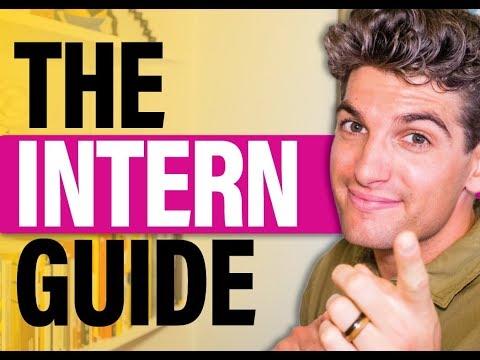 How to Get a Graphic Design Internship - Intern Guide