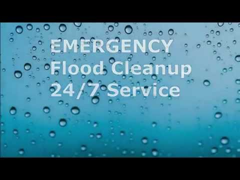 Flood Clean Up In Burlington IL