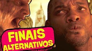 5 FINAIS ALTERNATIVOS DE FILMES FAMOSOS!