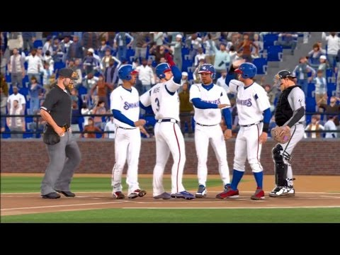 MLB 13 Road to the Show Grand Slam | Waiting for OS Rosters