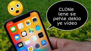 Goophone iX V5 - iPhone X Clone/Fake - Wireless Charging