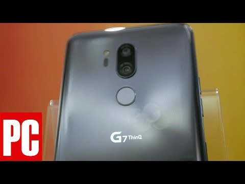 LG G7 ThinQ First Look
