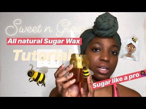 Sweet N Glow Sugar Wax!!
