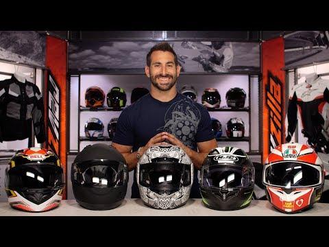 Best Full Face Motorcycle Helmets Under $200 at RevZilla.com