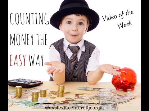 Counting Money the EASY Way! For All Learning Styles!