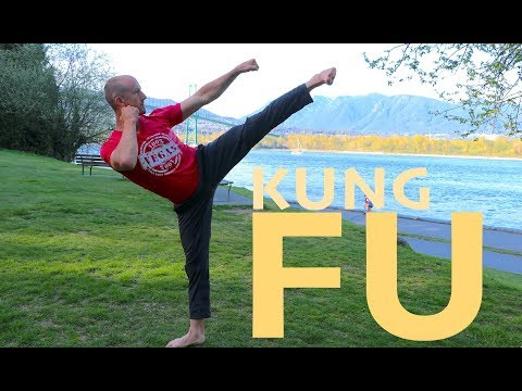 MY MORNING TRAINING ROUTINE AT 6AM | KUNG FU TRAINING IN CANADA