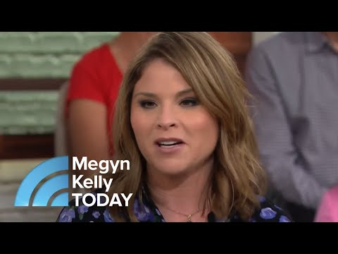 Jenna Bush Hager Says George H.W. Bush Is 'Doing OK' | Megyn Kelly TODAY