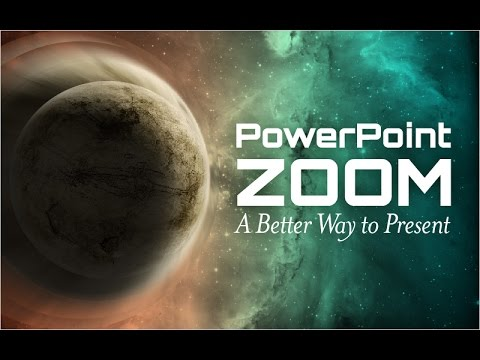 PowerPoint Zoom: A Better Way to Present