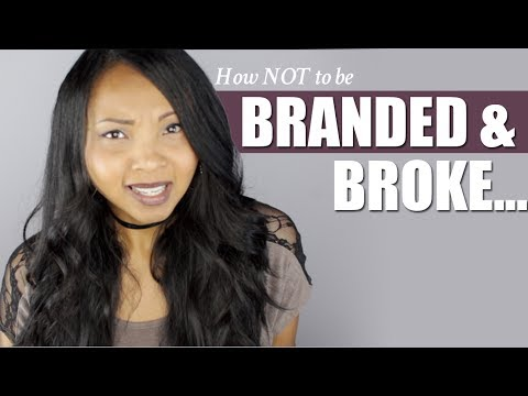 How to NOT be Branded and Broke (LIVE TRAINING)