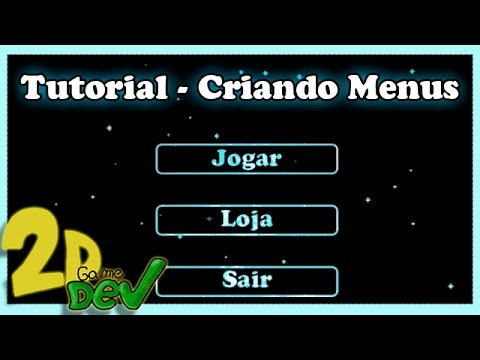 Tutorial GameMaker - Menu