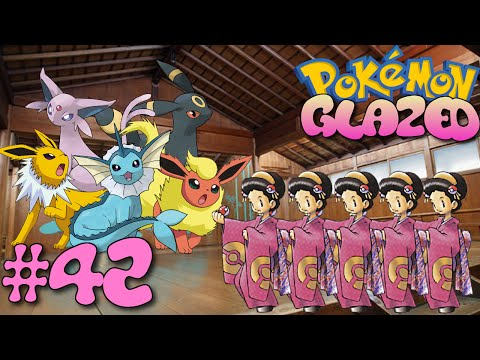 Kimonos and Eeveelutions - Pokemon Glazed #42