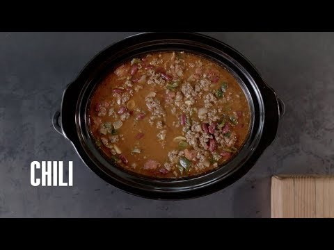 Cooking Game: Venison Chili