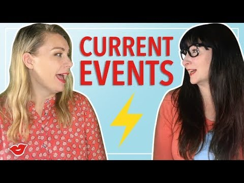Current Events| Alisha and Eden from Millennial Moms