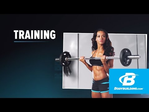 Chassidy Smothers' Training, Diet, and Nutrition Program - Bodybuilding.com