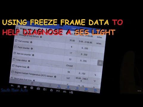 Using Freeze Frame Data: Trailblazer P0128