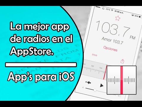 Radio Simple | La mejor app de radio del appstore | Apps para iOS