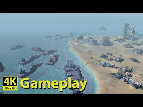 Armor Clash 2 - 4K GAMEPLAY [Modern Military Real Time Strategy Game]