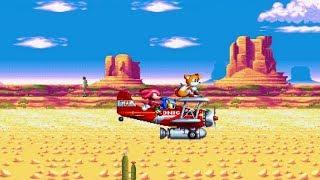 Sega Nomad: Sonic Mania FMV Genesis/Mega Drive Intro v5