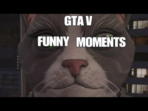 GTA V Funny Moments Ft. DeadpoolLIFE69: Cop Trouble and Sticky Bomb Glitch