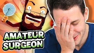 Real Doctor Plays AMATEUR SURGEON! | Wednesday Checkup