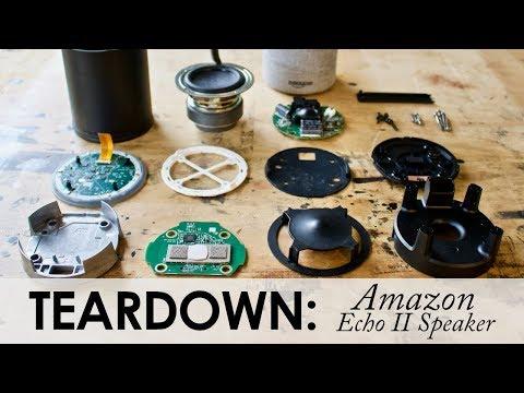 Amazon Echo II Teardown & Review