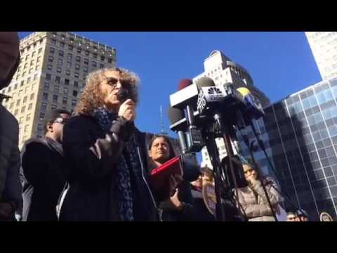 Solidarity Rally Against Deportation in NYC: Part 1