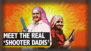 Meet Real-Life 'Shooter Dadis' who Inspired 'Saand Ki Aankh' | The Quint