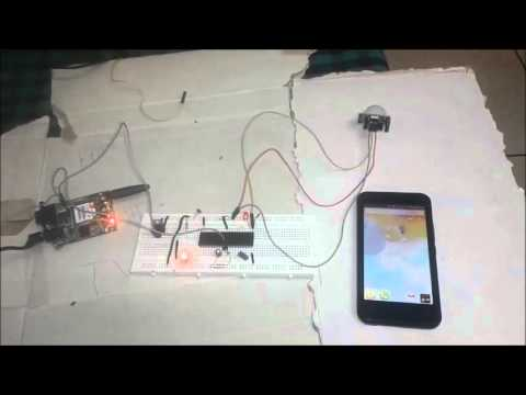 PIR Sensor and GSM Based Home Security System