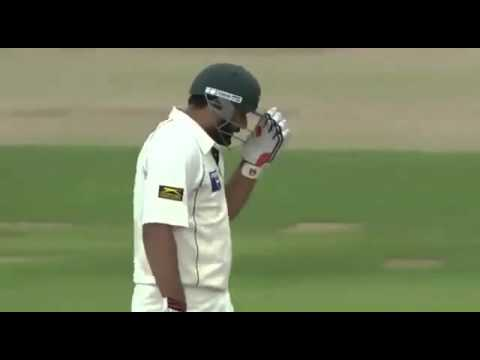 Watch it 100 times you will not stop laughing !  D   Yahoo Cricket com   VideofyMe
