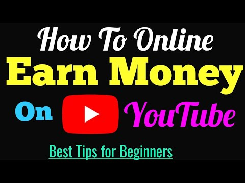 How to Online Earn Money From YouTube in Hindi 2018/2019 || Full information for New YouTubers