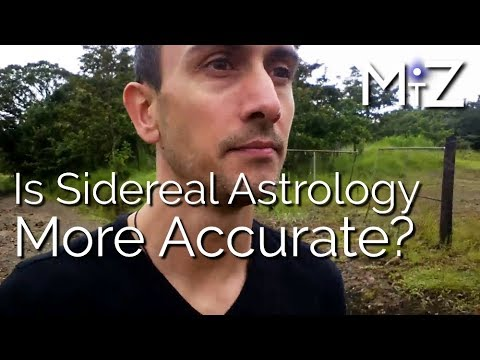 Is Sidereal Astrology More Accurate??