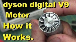 BOLTR: Dyson V9 Motor. ALIEN TECHNOLOGY CONFIRMED?!