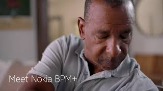 Grandfather Uses Nokia BPM+ To Monitor High Blood Pressure