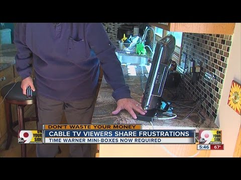 Time Warner Cable mini boxes raise customers'