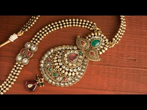 Bluestone Runway Jewellery Collection 2018 : Gorgeous Designs that you will fall in love with