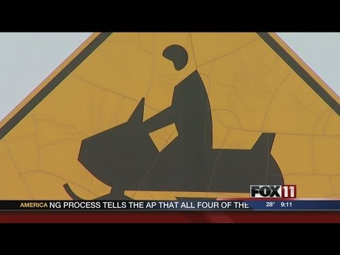 Wisconsin DNR: use caution during International Snowmobile Safety Week