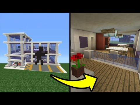 Minecraft Tutorial: How To Make A Gym Part 2 of 2
