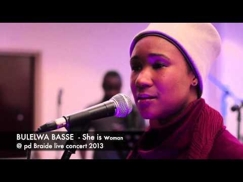 BULELWA BASSE   SHE IS WOMAN