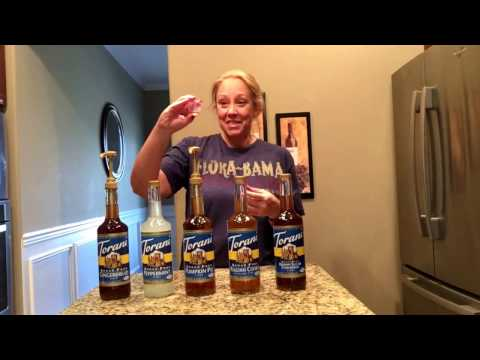 RNY Gastric Bypass Post Op - Sugar Free Torani Syrup Unboxing & Taste Test Review